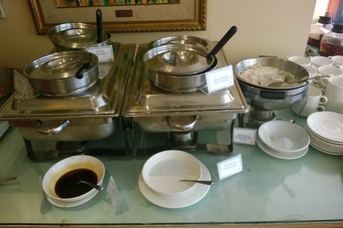 Selection of Porridge