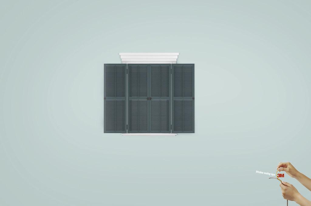3M Sealing Tape - Window