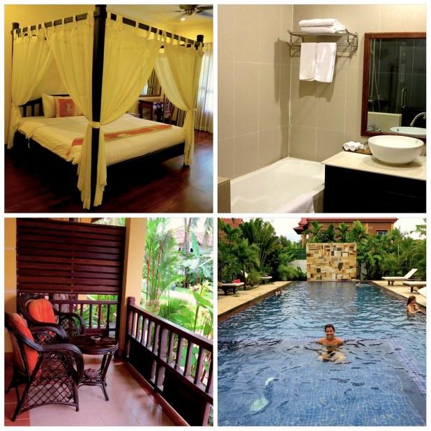 Alojamiento en Siem Reap