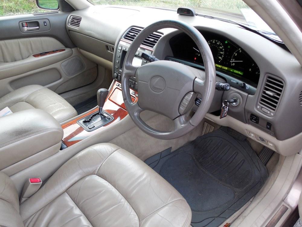 medium resolution of 1998 lexus ls400 mk4 interior