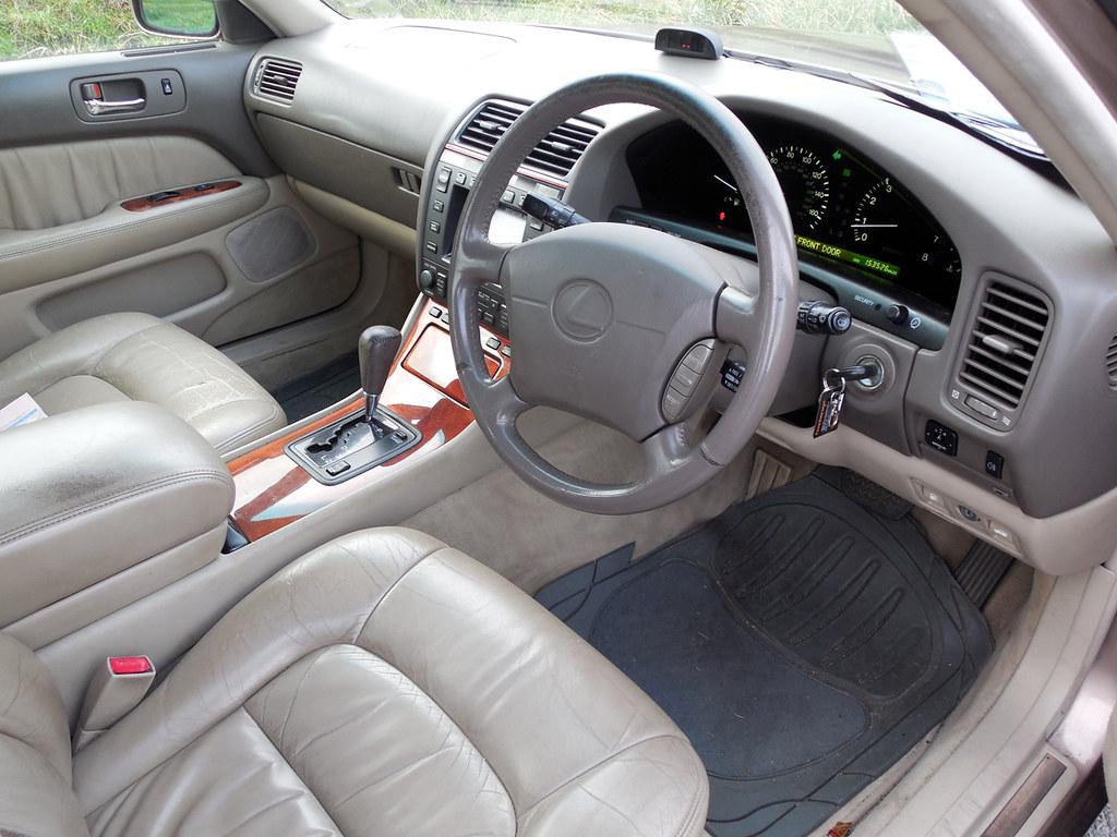hight resolution of 1998 lexus ls400 mk4 interior