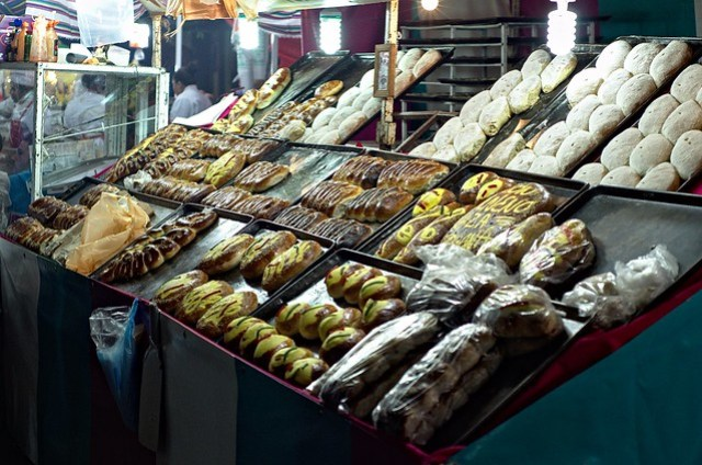 Mexican traditional bread