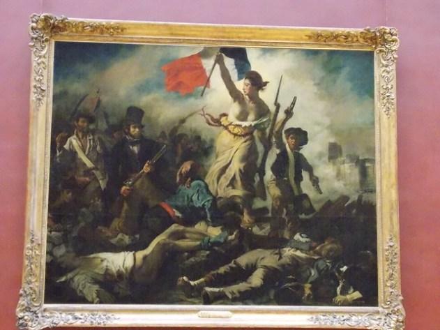 La Liberté (Eugene Delacroix - 1831)