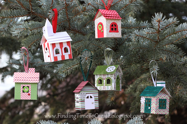 House Ornaments - by Kelly Wayment_horizontal