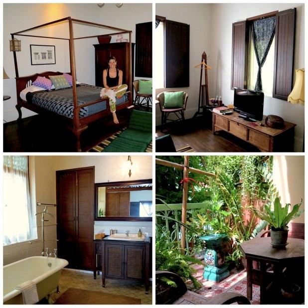 Alojamiento en Bangkok