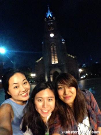 29 Sep 2014: Myeongdong Cathedral 명동성당 | Seoul, South Korea
