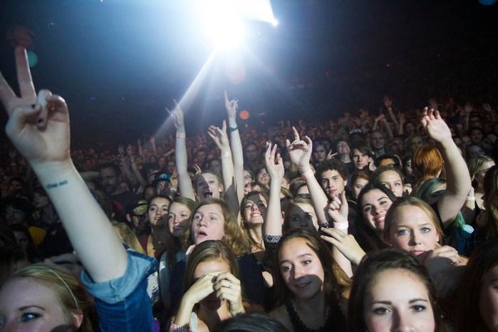 KTCL NSSN 2014 Crowd