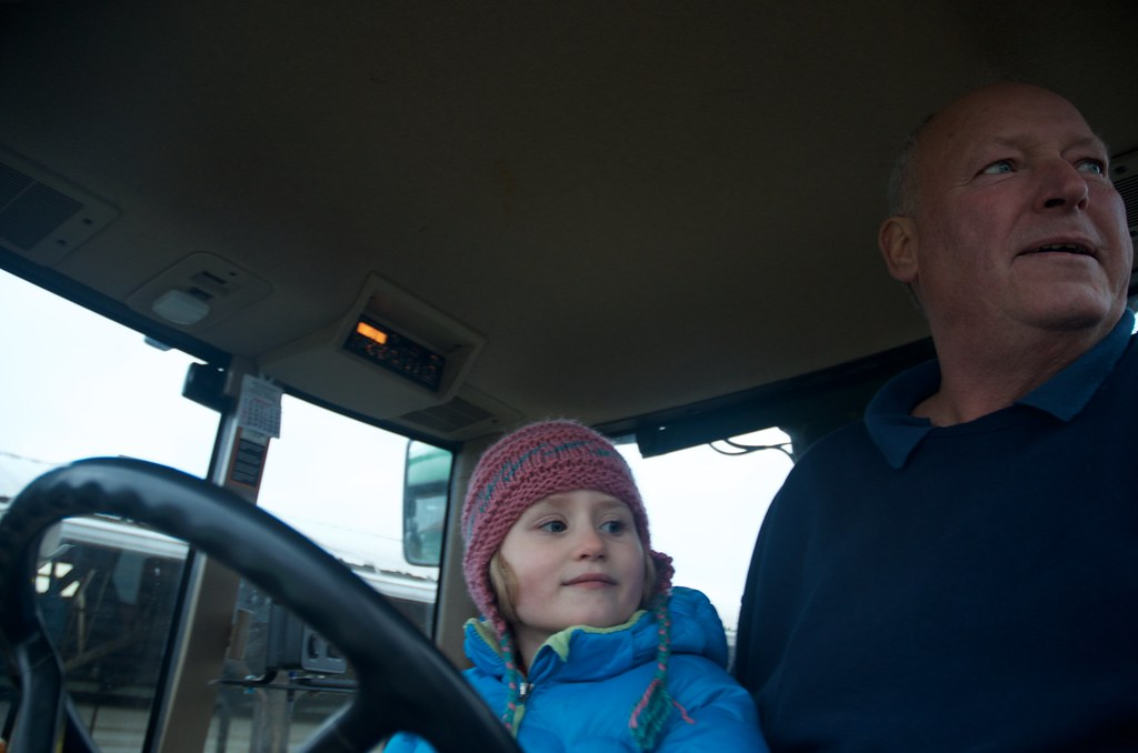 Driving with Uncle Brian
