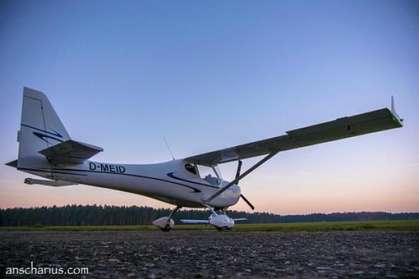 Sunset flight #1 - Nikon 1 V3 & AF-S VR 10-100mm (non PD)