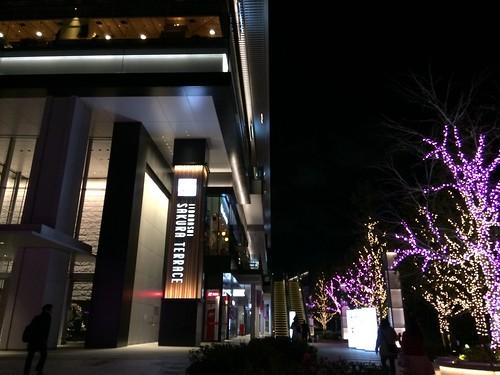 巨大ビル@貝殻荘 サクラテラス店