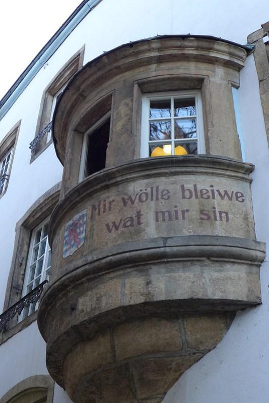 Luxembourg - 16 - Rue de la loge