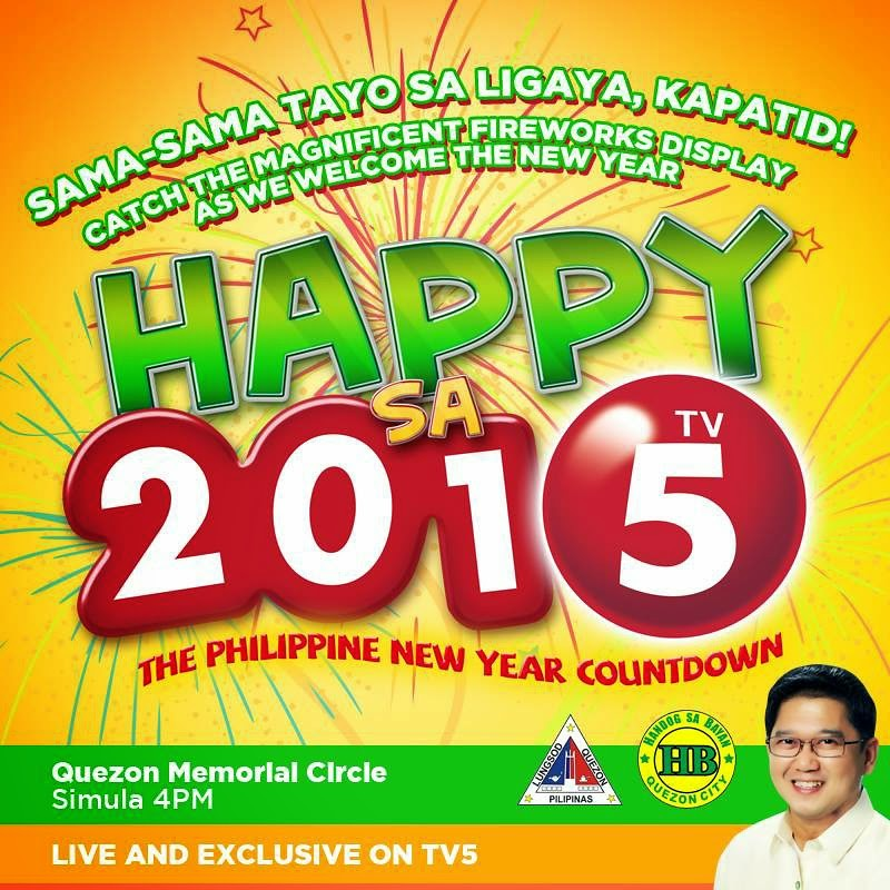 Happy sa 2015