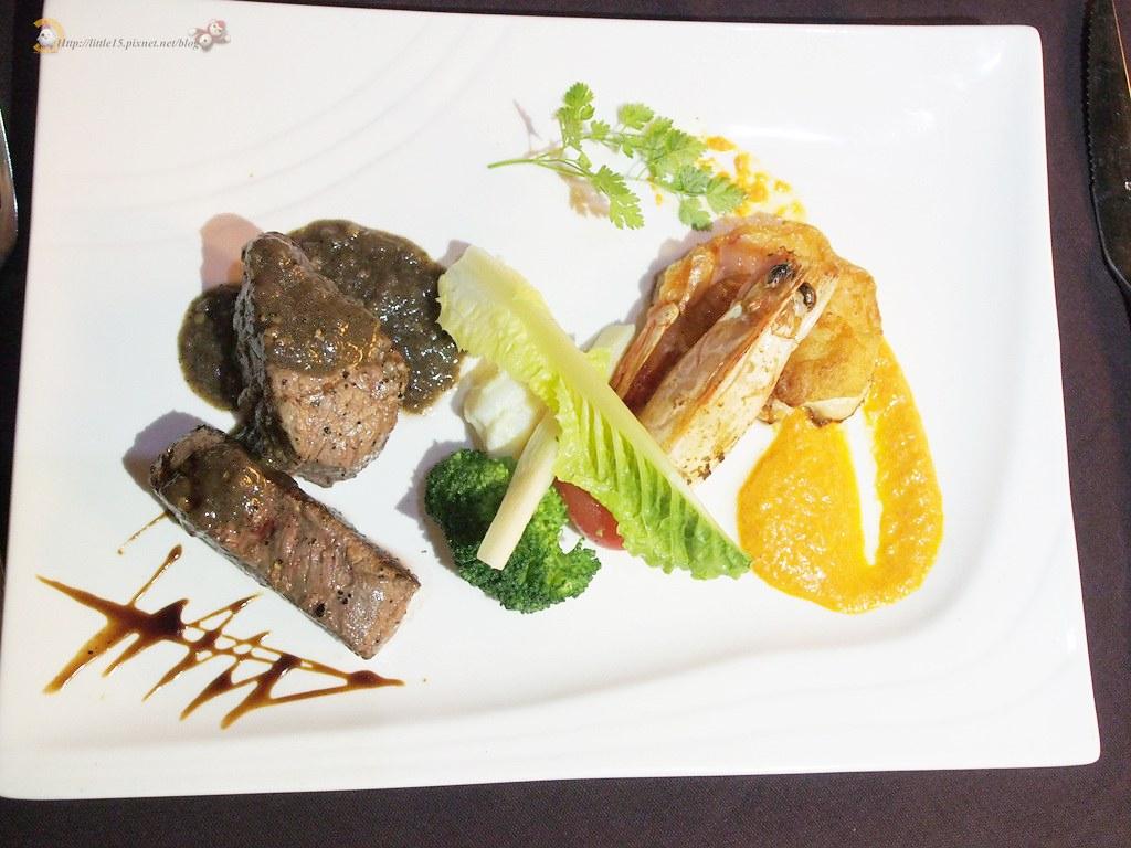 臺南北區 La Cupola圓頂西餐廳 自助沙拉吧吃到飽 @ 啾啾老闆!來一份雞屁股! :: 痞客邦