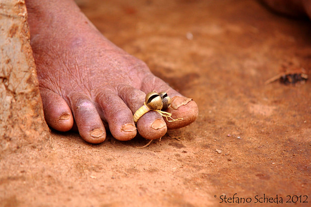 Bichiya (toe ring) - Orissa, India
