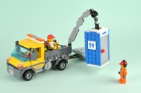 Review: 60073 Service Truck | Brickset: LEGO set guide and ...