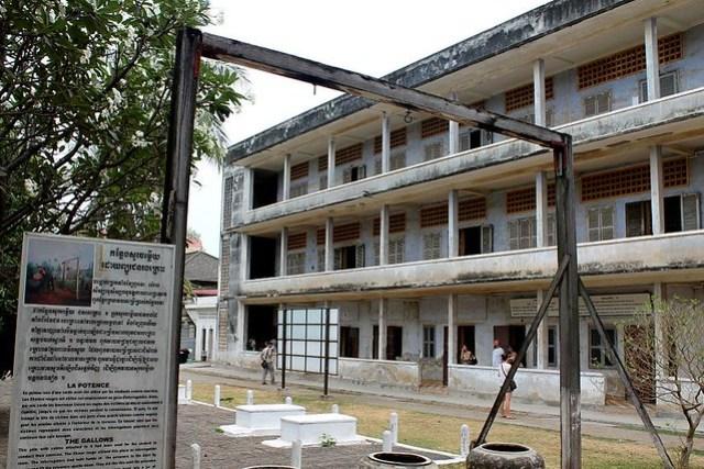 Museo del genocidio de Tuol Sleng