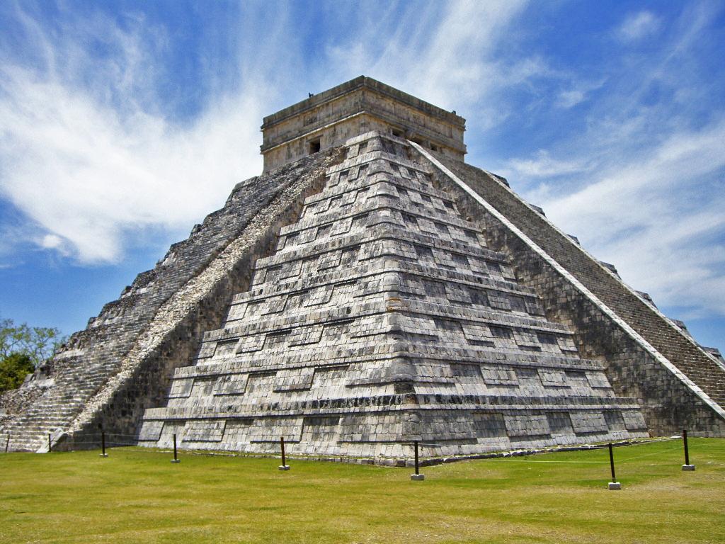Foto de Chichén Itzá gratis