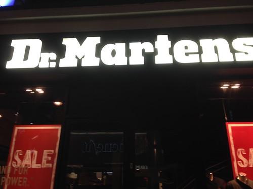 Dr. Martens, London