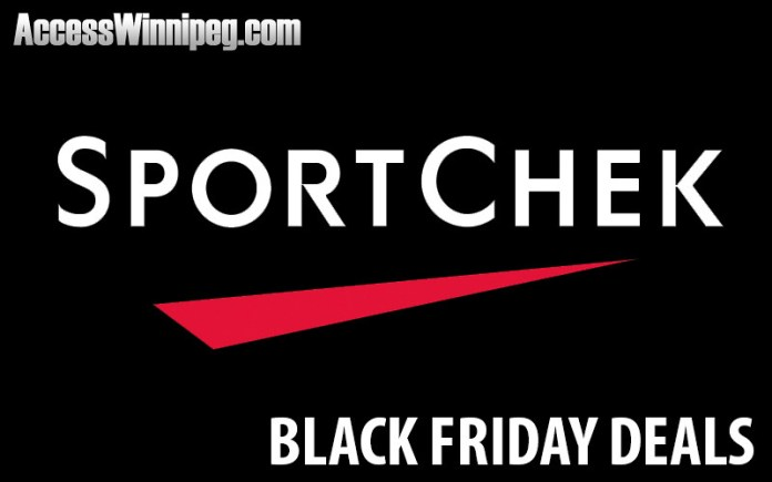 Sport Chek Canada Black Friday Deals 2020