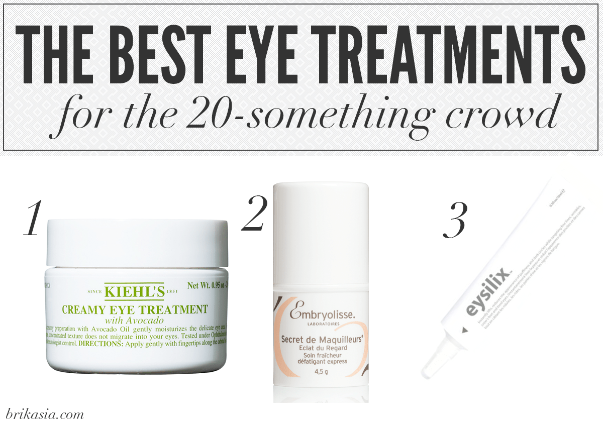 Oh No, I'm Getting Old: Eye Cream Edition