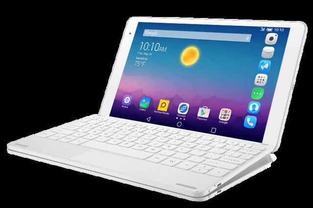 CES 2015 Alcatel OneTouch Pop 10 Tablet