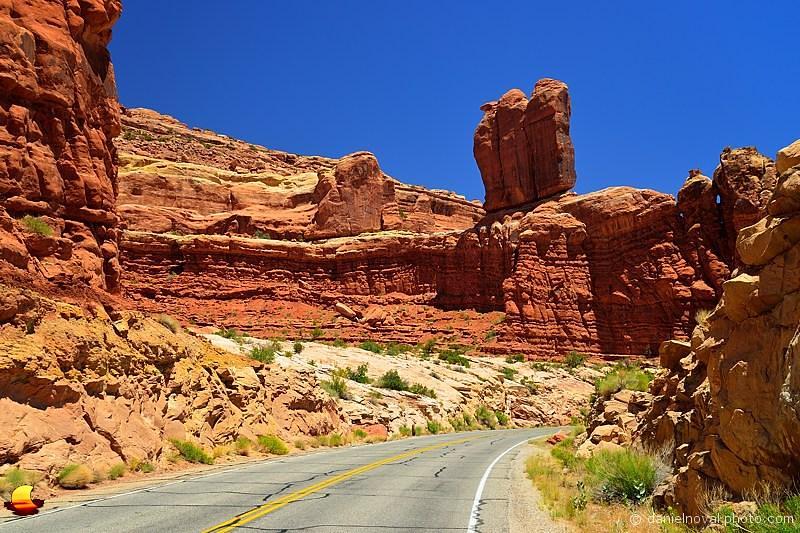 Park Park Utah Avenue Arches Moab National South