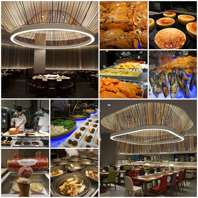 桃園臺茂-漢來海港餐廳海鮮百匯吃到飽 @ Nicole的生活日記 :: 痞客邦