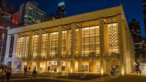 David H. Koch Theater, Lincoln Center, New York City