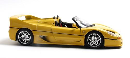 Burago Ferrari F50 1995-001