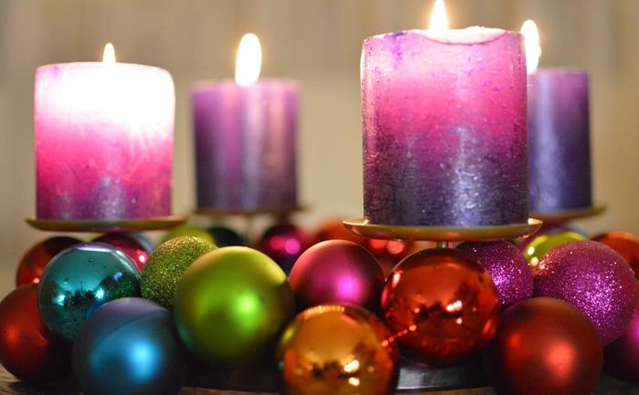 5 Schritte zur Entspannung für Zuhause 05 Adventskranz