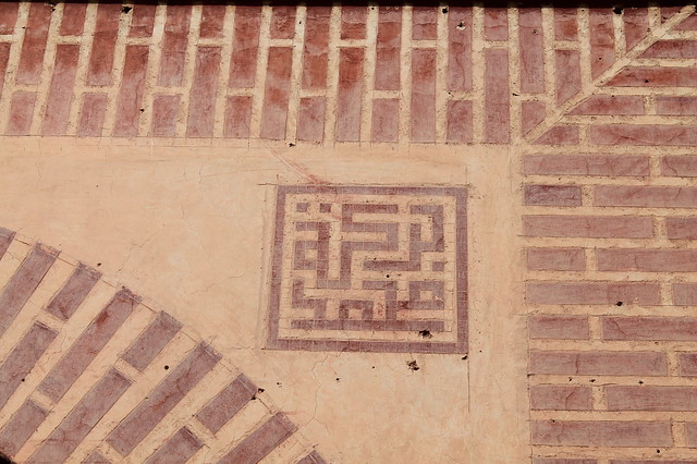 Photo:Ancient QR code By:Maukee
