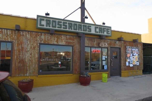 Crossroads Cafe - Joshua Tree, CA, USA
