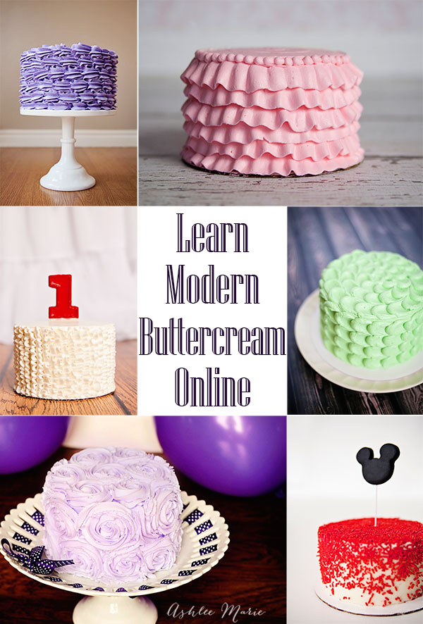 Online Cake Decorating Classes Ashlee Marie Real Fun With Real Food
