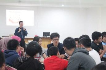 Pelatihan Time Management @ Kwik Kian Gie Business School
