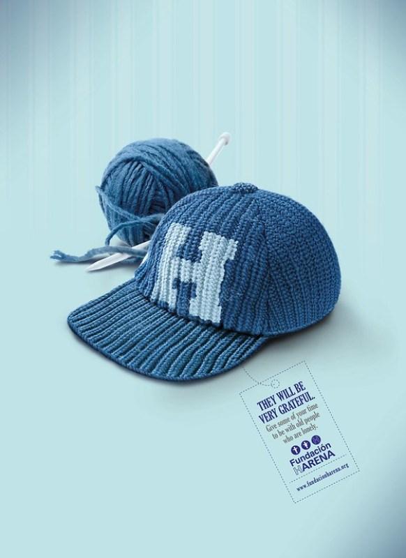 Fundación Harena - Baseball Cap