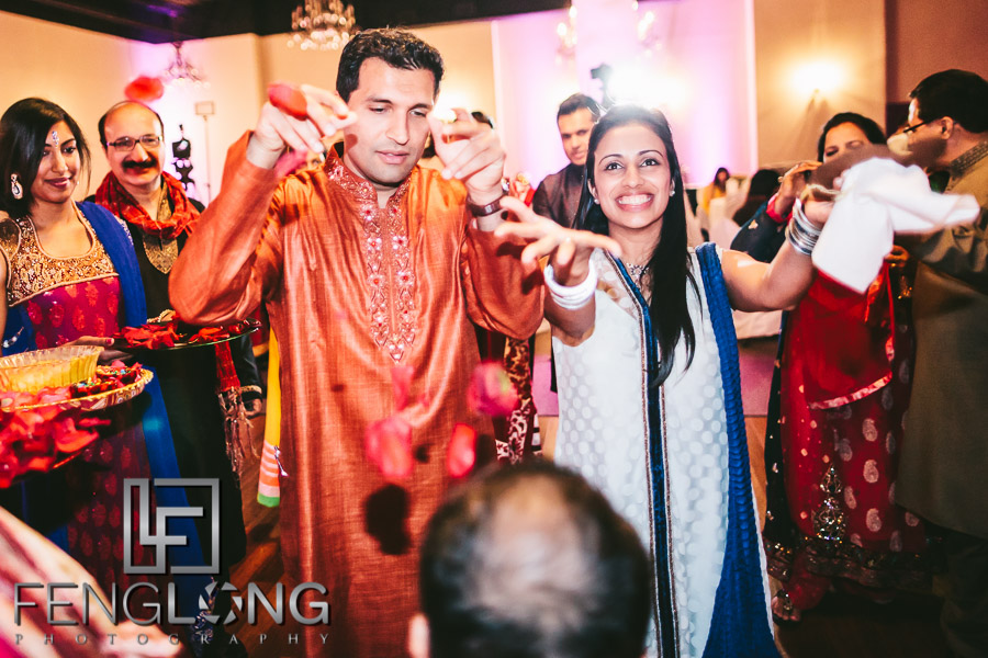 Atlanta Muslim Ismaili Indian Wedding | Pithi Sangeet