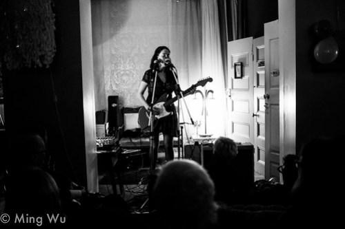 Catriona Sturton @ Raw Sugar Cafe