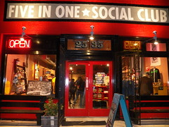 054 Five In One Social Club