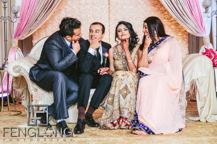 Atlanta Muslim Ismaili Indian Wedding | Nikkah at Westin Perimeter Atlanta