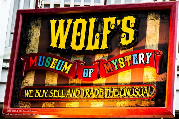 Wolf's Museum of Mystery