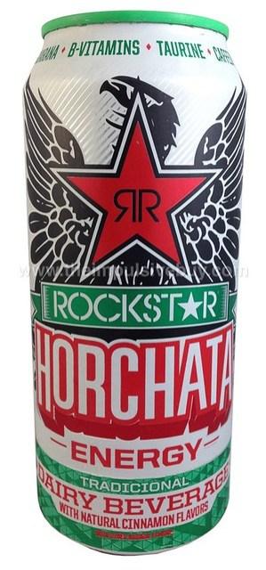 Rockstar Energy Horchata