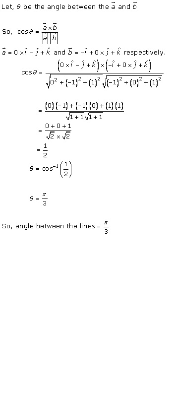 RD Sharma Class 12 Solutions Free Online Chapter 27 Ex 27.1 Q4-ii
