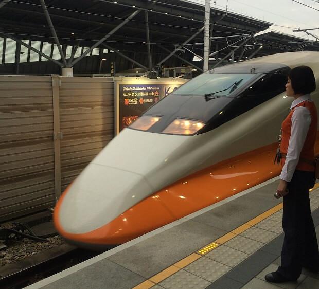 160720 台湾新幹線2