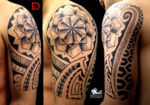 Tribal Tattoos Meanings Design Ideas Picture