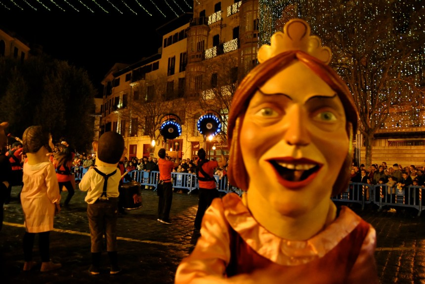 Inauguración y Pregón de las Fiestas de San Sebastián 2015