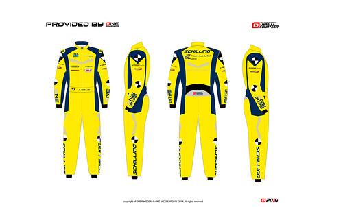 2014 Ken Schilling CTD Suit V5.5