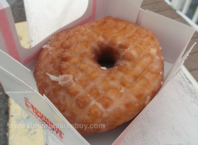 Dunkin' Donuts Croissant Donut 1
