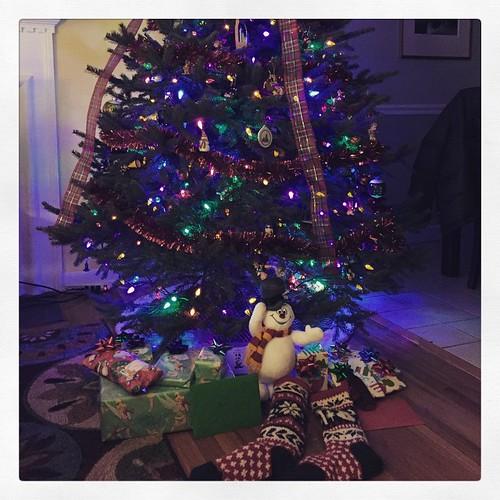 Santa came! Merry Christmas! 🎅🎄