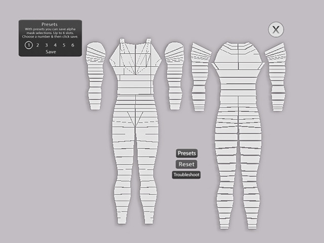 Duncan Giano in The Mesh Project Male Mesh Body from The Shops (3/3)