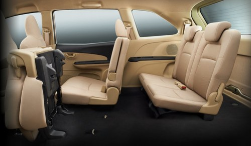 Mobilio Interiors Seat Movement 3